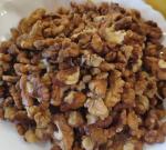 Zavařování ořechů