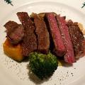 Naložení hovězího steaku